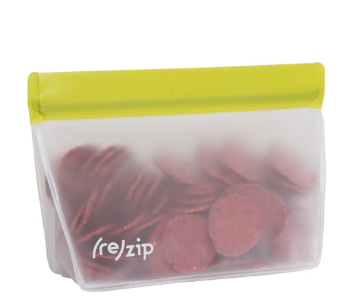 2 cup (re)zip Stand-Up Leakproof Food Storage Bag