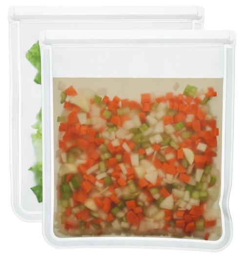 (re)zip Gallon Leak-Proof Food Storage Bag