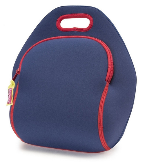 Dabbawalla Insulated Lunch Bag, Colour Block