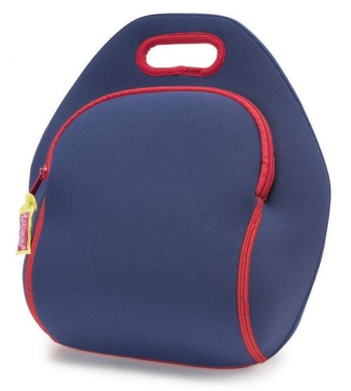 Dabbawalla Insulated Lunch Bag, Colour Block