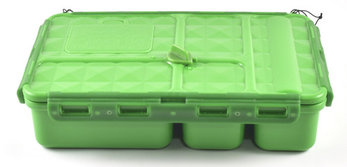 Go Green 5-Compartment Leak-Proof Snackbox (Small)