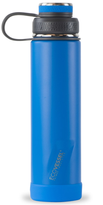 24 oz EcoVessel Boulder Insulated Stainless Steel Water Bottle
