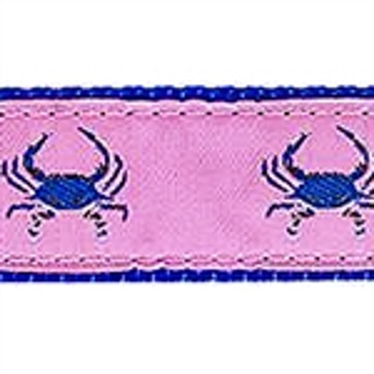 "Preston Leather /""Red Crab/"" Belt Navy Sizes 30 to 50 FREE Matching Key Ring"
