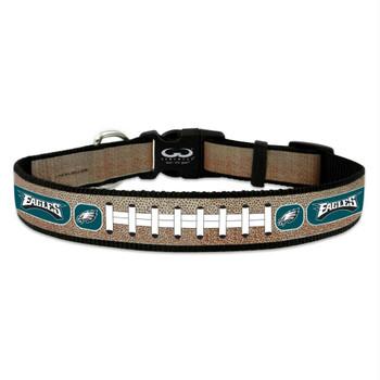 Philadelphia Eagles Reflective Football Pet Collar