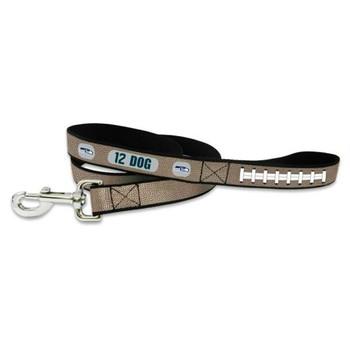 Seattle Seahawks 12th Dog Reflective Football Pet Leash