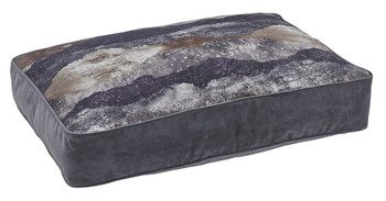 Sonoma Microvelvet Super Loft Rectangle Pet Dog Bed