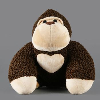 My BFF Gorilla Brown Dog Toy