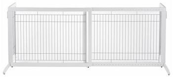 Large Cool Breeze Freestanding Pet Gate - Tall
