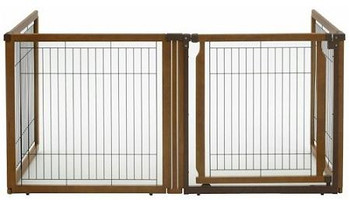 4 Panel Convertible Elite Pet Gate