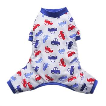 Car Dog Pajamas