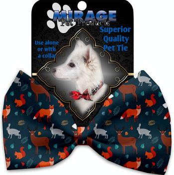 Fall Friends Pet Bow Tie Collar