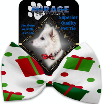 All The Presents! Pet Bow Tie - MIR-1285-VBT