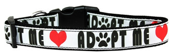 Adopt Me Nylon Dog & Cat Collar