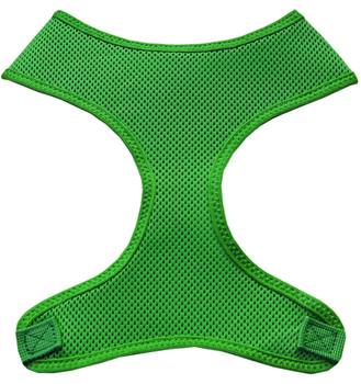 Soft Mesh Pet Harnesses - Emerald Green