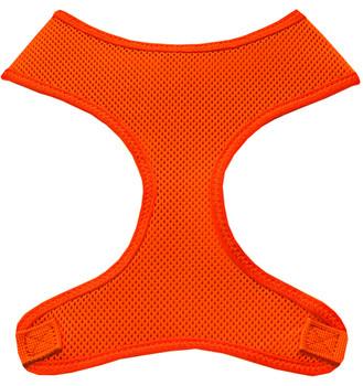 Soft Mesh Pet Harnesses - Orange