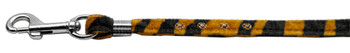 Animal Print Step In Harness Tiger Matching Leash