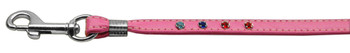 Confetti Step In Harness Pink Matching Leash