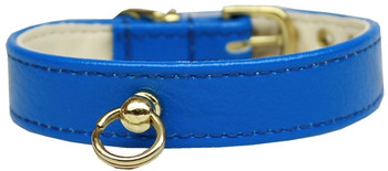 # 70 Dog Collar - Blue