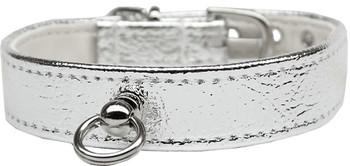 # 70 Dog Collar - Silver