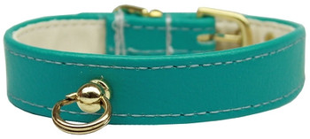 # 70 Dog Collar - Turquoise