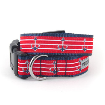 Anchors Pet Dog Collar & Lead Collection