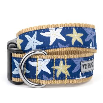 Starfish Pet Dog Collar & Lead