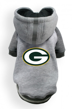 Green Bay Packers Licensed Dog Hoodie - Small - 3X