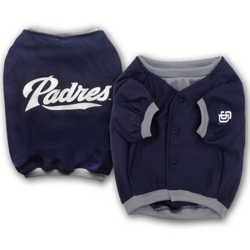 San Diego Padres Alternate Style Pet Jersey