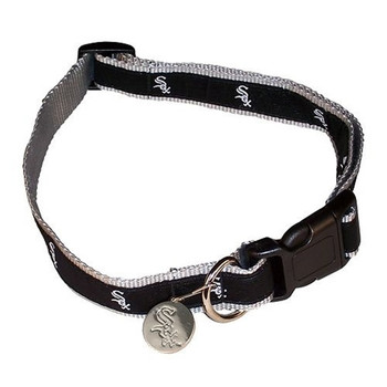 Chicago White Sox Alternate Style Pet Collar