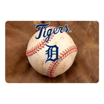 Detroit Tigers Pet Bowl Mat