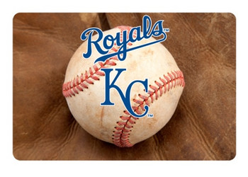 Kansas City Royals Pet Bowl Mat