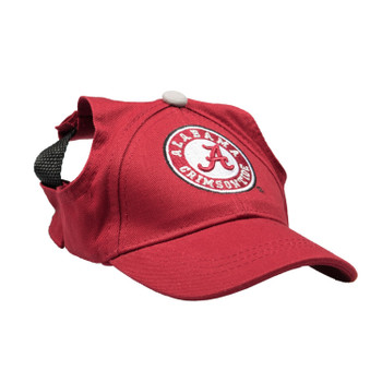 Alabama Crimson Tide Pet Baseball Hat