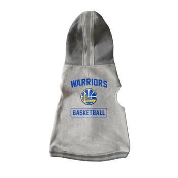Golden State Warriors Pet Crewneck Hoodie