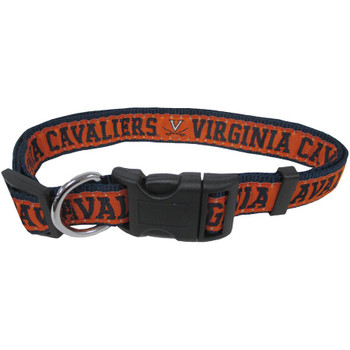 Virginia Cavaliers Pet Collar by Pets First