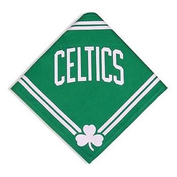 Boston Celtics Dog Bandana