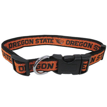 Oregon State Beavers Pet Collar by Pets First