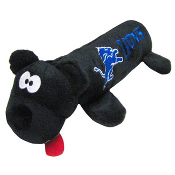 Detroit Lions Plush Tube Pet Toy