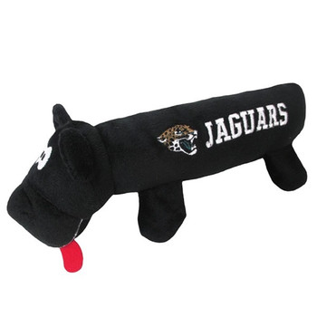 Jacksonville Jaguars Plush Tube Pet Toy