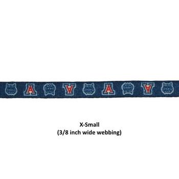 Arizona Wildcats Nylon Collar