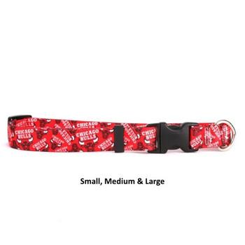Chicago Bulls Nylon Collar