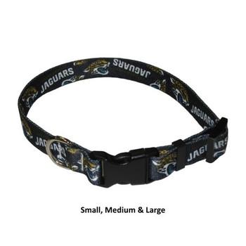 Jacksonville Jaguars Nylon Collar
