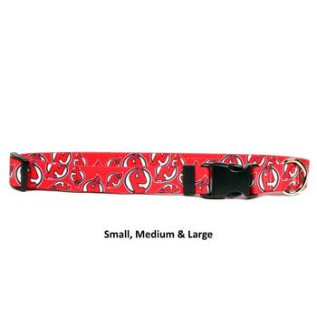 New Jersey Devils Nylon Collar