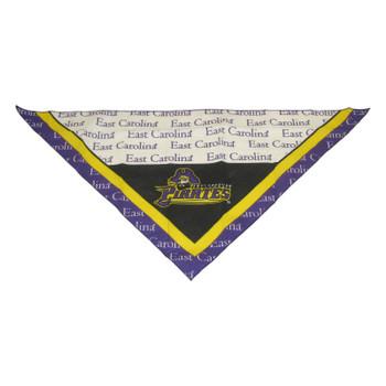 East Carolina Pirates Triangle Bandana
