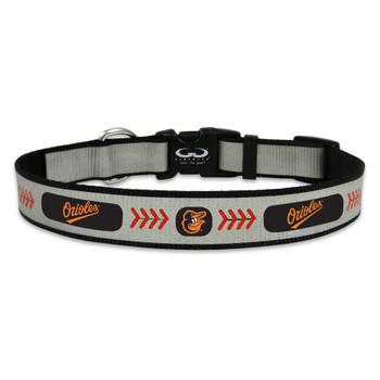 Baltimore Orioles Reflective Pet Collar
