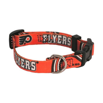 Philadelphia Flyers Pet Collar