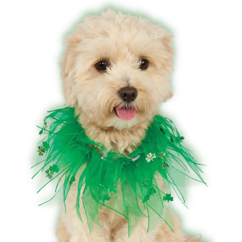 St. Patrick's Day Fancy Collar - M/L