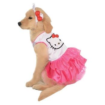Hello Kitty Pet Costume