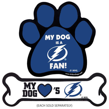 Tampa Bay Lightning Car Magnets