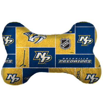 Nashville Predators Plush Bone Toy