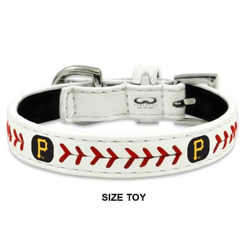 Pittsburgh Pirates Classic Leather Baseball Collar